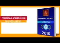 Review Profissão Afiliado 2018 Farouk Palis