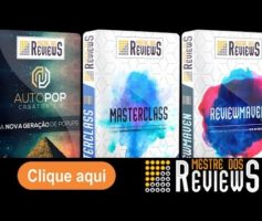Mestre dos Reviews Curso + Plugin – Fernando Nogueira