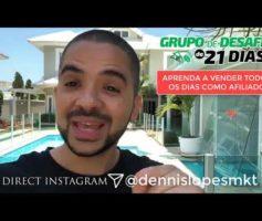 Grupo de Desafio de 21 dias do Fernando Augusto