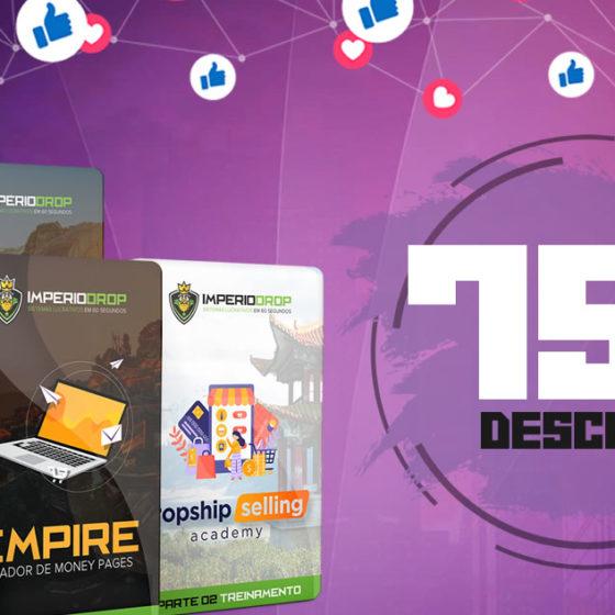 Império Drop – Comece seu negócio Online com Dropshipping