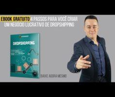 E book gratis Dropshipping em 4 passos Fernando Nogueira