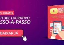 E-book Grátis Missão Youtube Fernando Nogueira